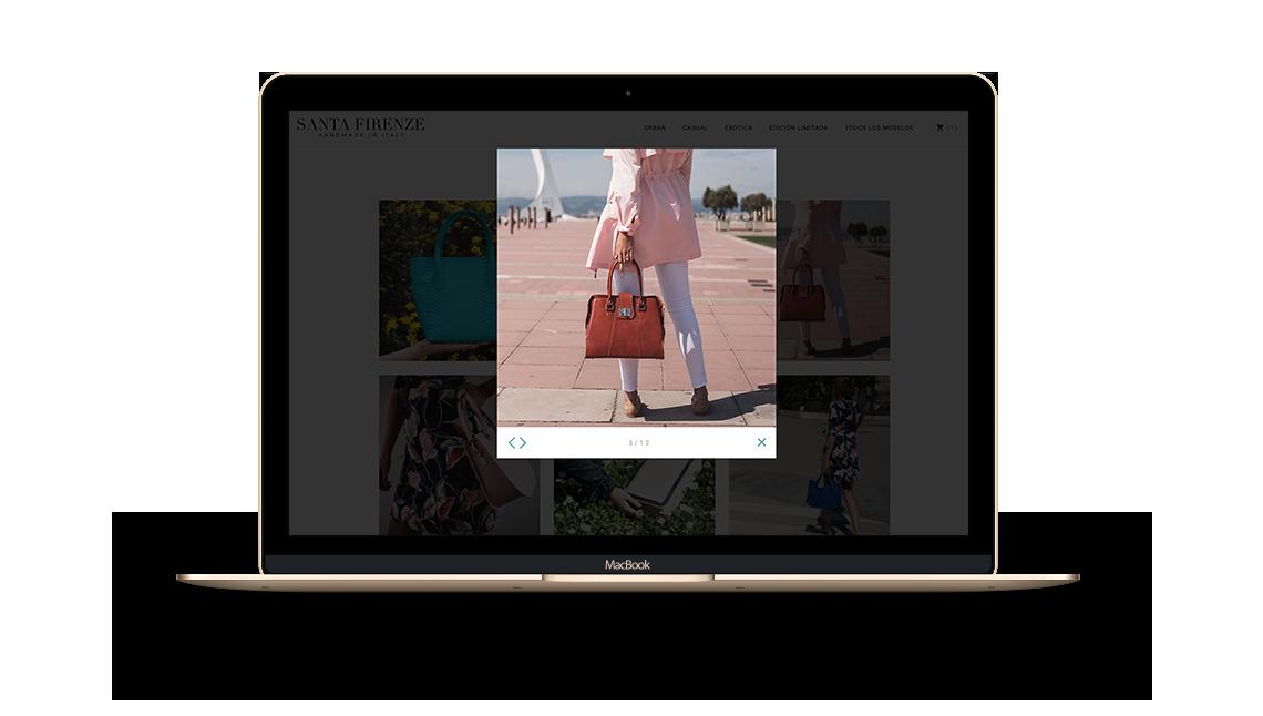 diseño de tienda online de moda zaragoza